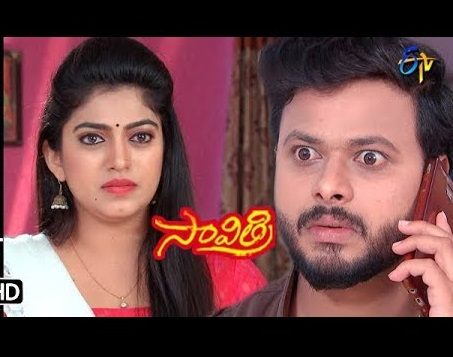 Savithri Daily Serial – E1303 -17th Jun
