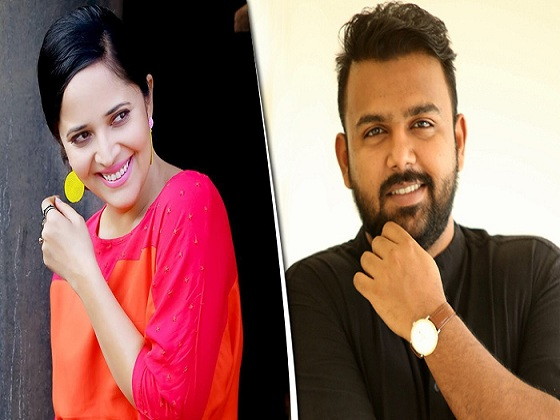 Pelli Choopulu Director To Romance This Anchor?