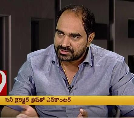 Director Krish in Encounter With Murali Krishna