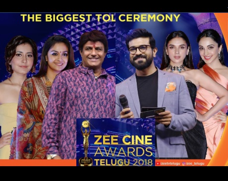 ZeeCine Awards Telugu 2018 Archives
