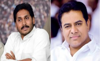 KTR to meet Jagan today to invite him to join Federal Front!