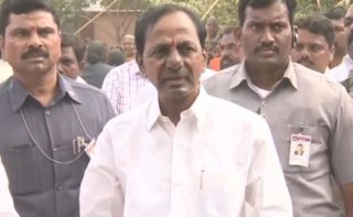 KCR Takes 'hypocrisy' To Peak Level!