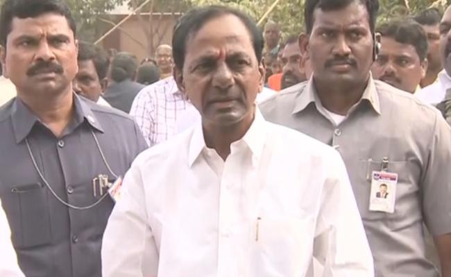 Old Videos Of KCR's 'Hate Comments On Andhra' Goes Viral
