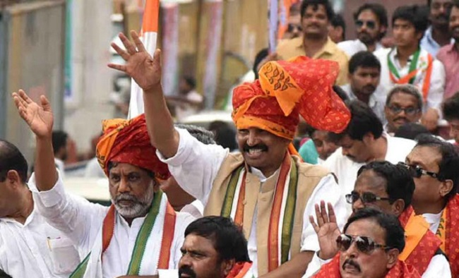 Reddys lose CLP post to Dalit, TS Cong Reddy leaders upset!