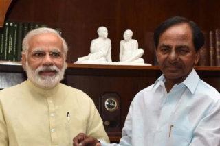 Modi Offered Deputy PM For KCR?