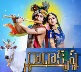 Radhakrishna Telugu Serial – E9 – 22nd Jan