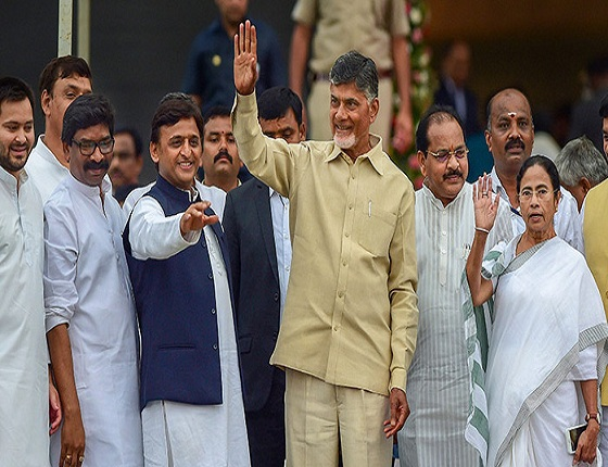 Oppositions send a resounding warning to BJP
