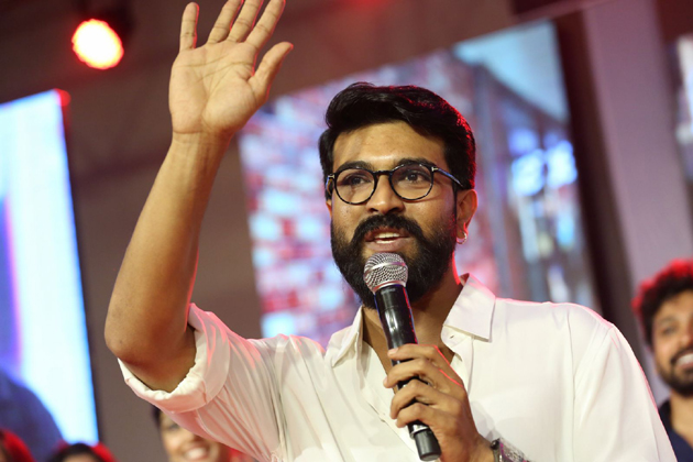 I'm Waiting For NTR With Respect -Ram Charan