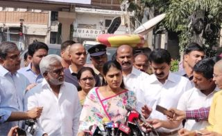 TDP trying to malign me, alleges Sharmila