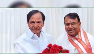 KCR finalises T'Assembly speaker