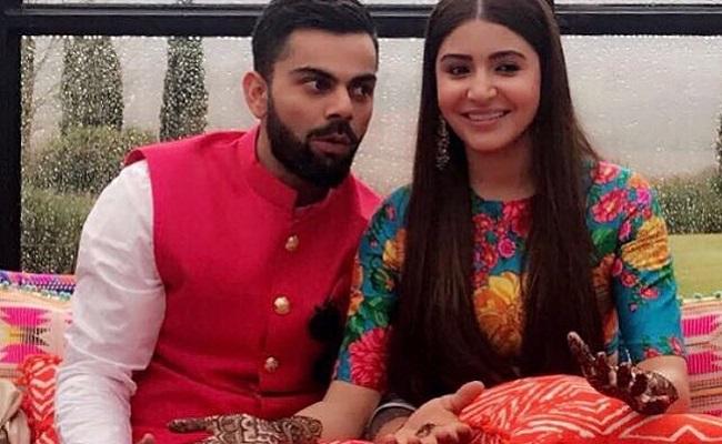Virat Makes Me A Happy Girl: Anushka Sharma