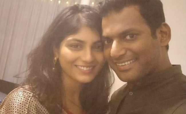 Vishal No Issues with Anisha's Acting Career