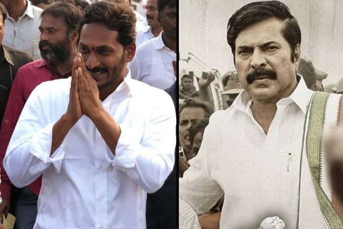 YS Jagan to play his role in Yatra?