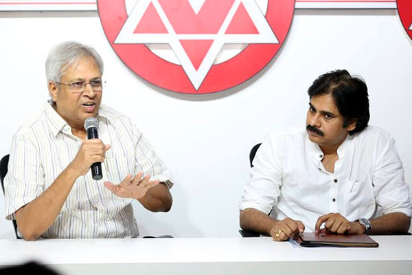Vundavalli is all set Join Jana Sena Party ?