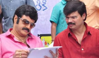 For The First Time, Balayya Asked For Bound Script