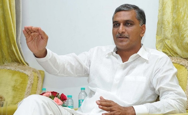 Harish Rao fading out in TRS!