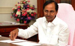 KCR's 'return gift' to Andhra Jyothy & Eenadu!