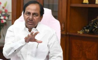 KCR waives crop loans up to Rs 1 lakh