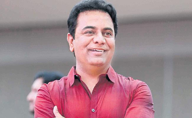 Is KTR as working president 'plus or minus' for TRS?