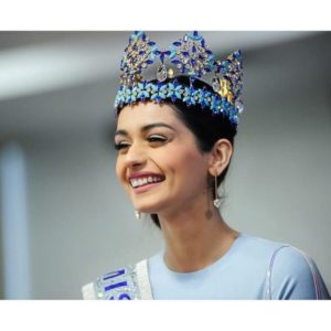 Miss World-2017 is back to college!
