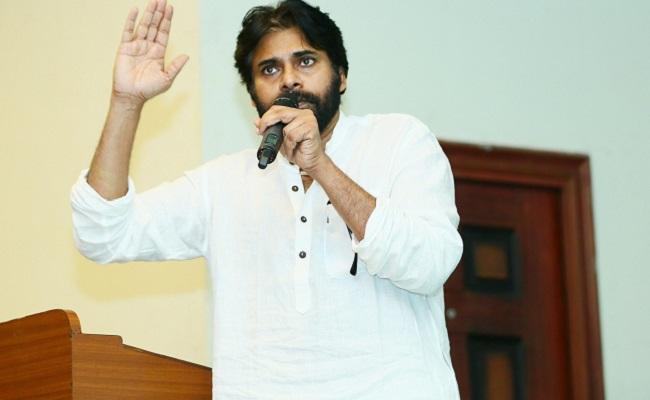 Pawan Kalyan Gets Trolled Heavily