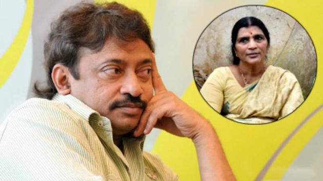 RGV Reveals Naked Truths about Lakshmis's NTR