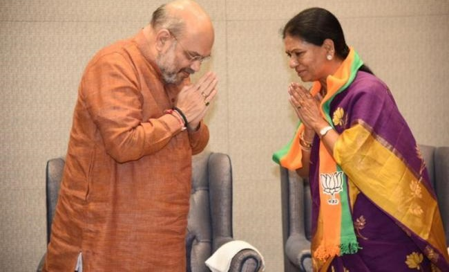 Why Did Aruna Defect To BJP?