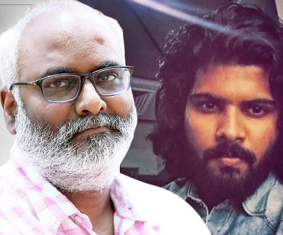 Keeravani's Son Getting Launched As Hero