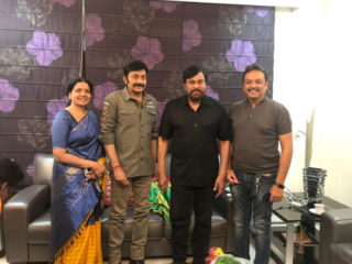 Stay Away From Controversies: Chiranjeevi
