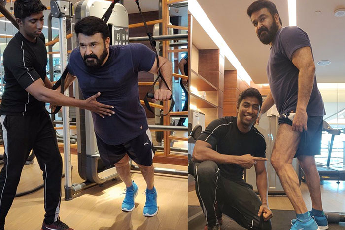 Mohan Lal's unbelievable body transformation
