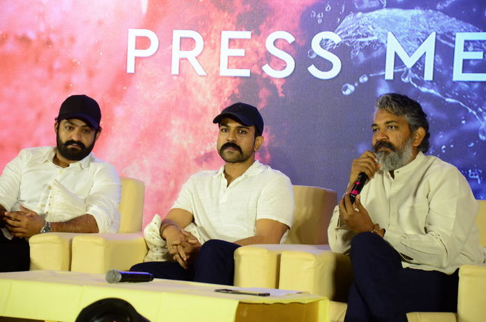 #RRR: 30th July 2020 Is The Mega Date