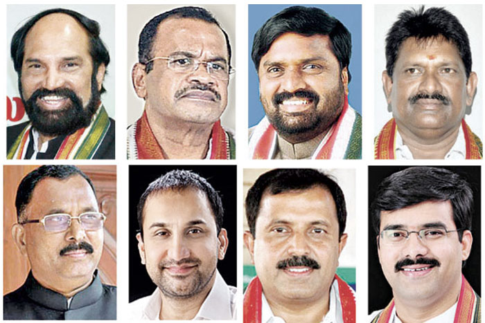 T-Congress' Second List Of MP Candidates Is Out