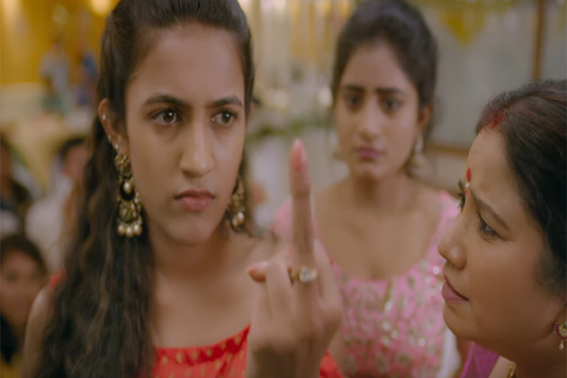 Suryakantam Trailer: Niharika Shows Middle Finger!