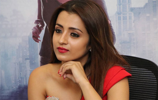 Trisha In Tapsee's Character From Badla?
