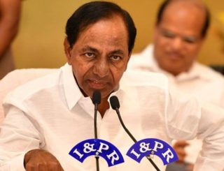 cVoter survey: KCR is the top performer in the country