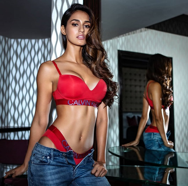 pHOTo: Disha Strikes Back With A Blazing Hot Shot