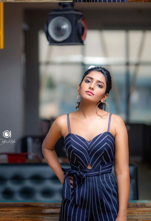 Eesha Rebba Continues To Go Glam!