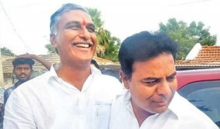 Harish Rao, KTR challenge each other!