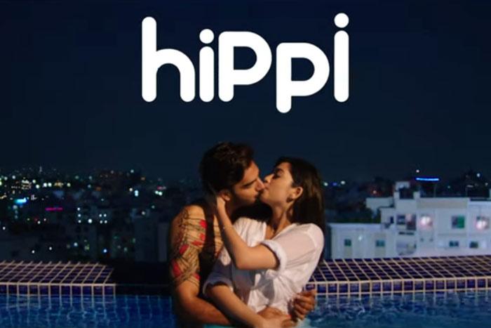 Hippi Teaser: Casanova-Kickboxer's Smooch Saga