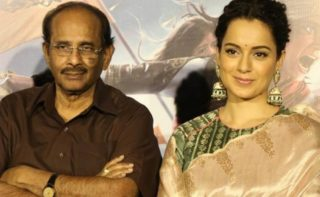 Kangana and Baahubali Writer's Special Bond