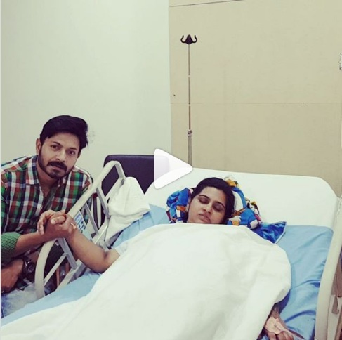 Kaushal's Video From Hospital Bed Gets Flak