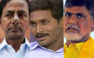 Will KCR's silence on Naidu benefits Jagan?
