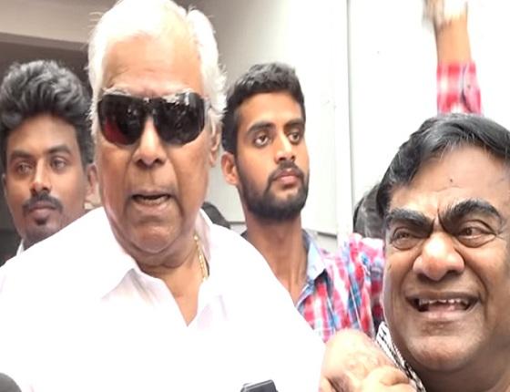 Kota Srinivasa Rao Breathes Fire, Sounds Logical