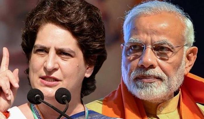 PM Modi went to Pak to eat Biryani: Priyanka Gandhi