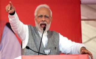 23.6 per cent voters in Andhra gave a positive feedback for Modi