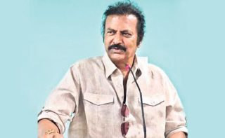 Mohan Babu To Stage Dharna Against Naidu!