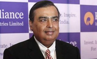 Forbes: Mukesh 13th richest person in the world
