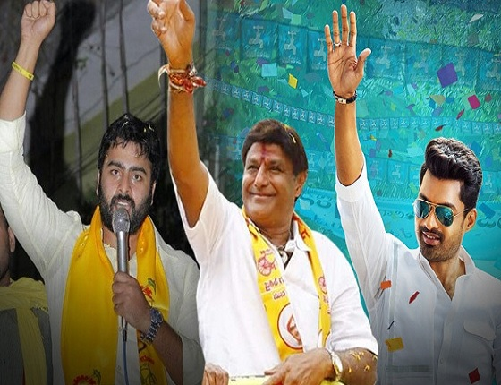 Who Is The Showstopper From Nandamuri Family?