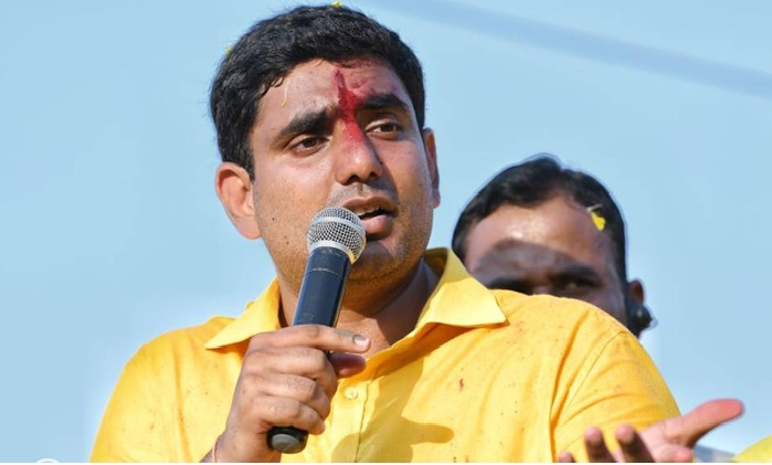 Objections over Nara Lokesh's nomination