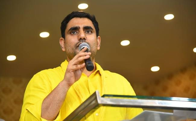 Naidu's son Lokesh faces acid test to prove himself